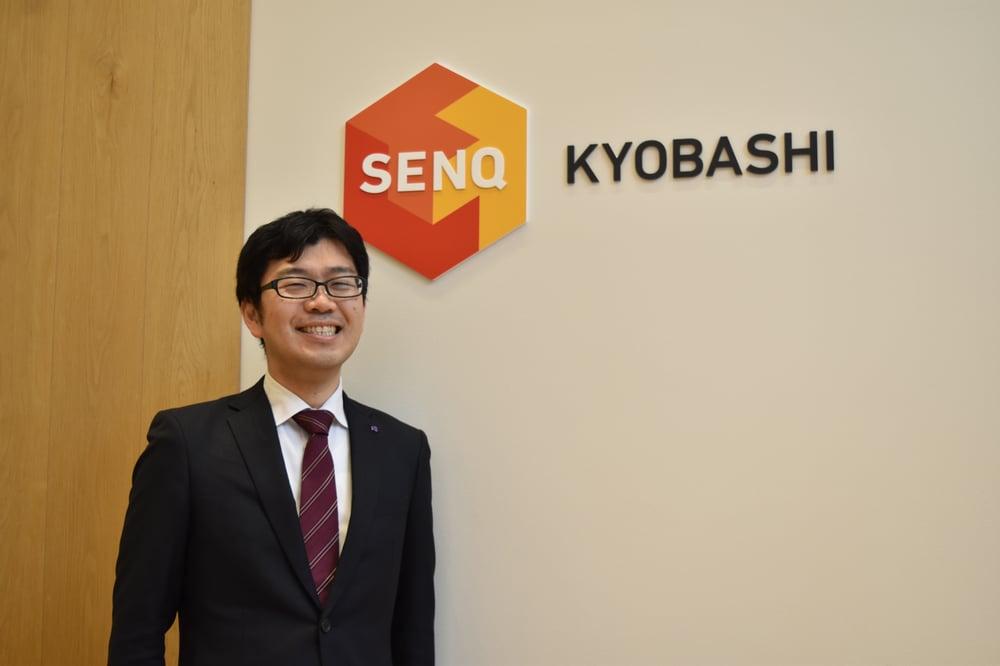 【SENQ京橋マネージャーインタビュー 前編】日本全国とつながる食の都、京橋。SENQ京橋は「食」をめぐるイノベーションを生み出す「場」でありたい