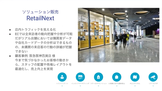 株式会社アロハワークス RetailNext