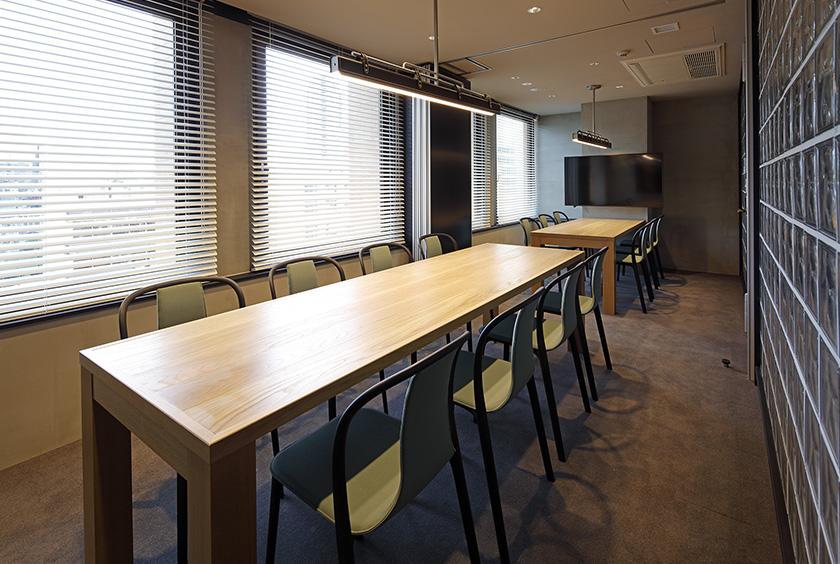 【六本木】会議室(有料オプション)