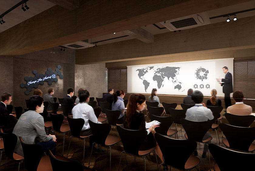 9F コワーキングスペース(イベント開催イメージ)